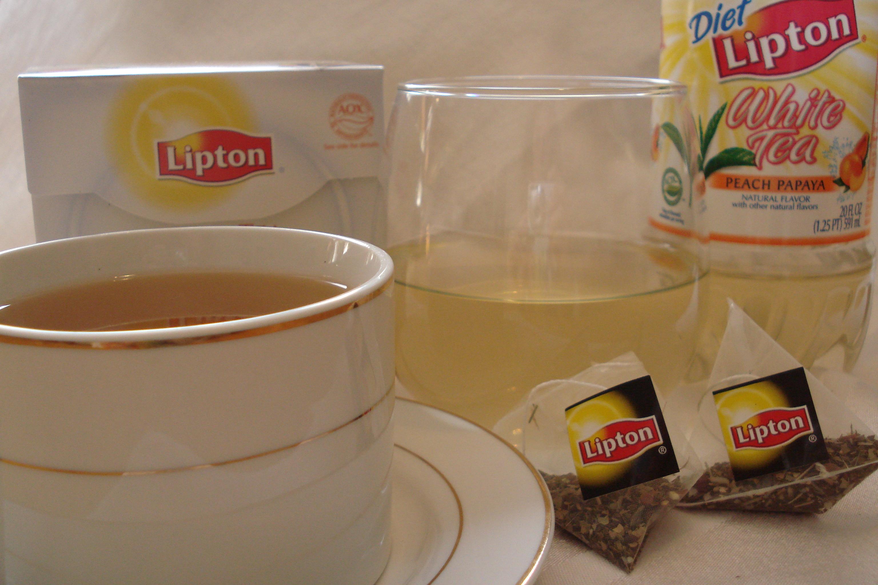 lipton galben ceaiul arde grăsime
